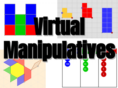 virtual manipulatives