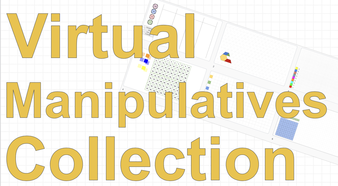 Virtual Manipulatives in Google Slides
