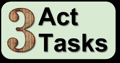 Three Act Tasks